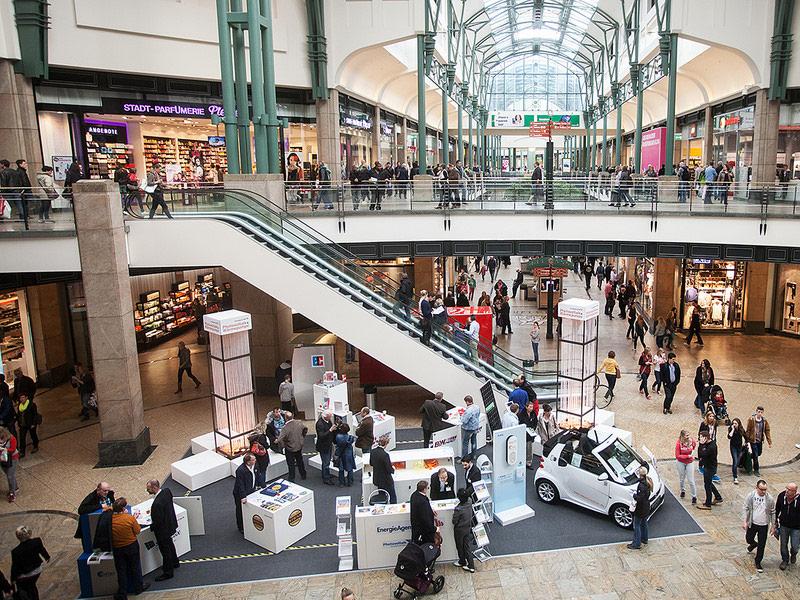 Einkaufszentrum-Centro-Oberhausen