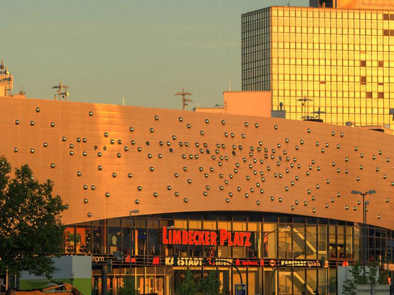 Einkaufszentrum-Limbecker-Platz-Essen