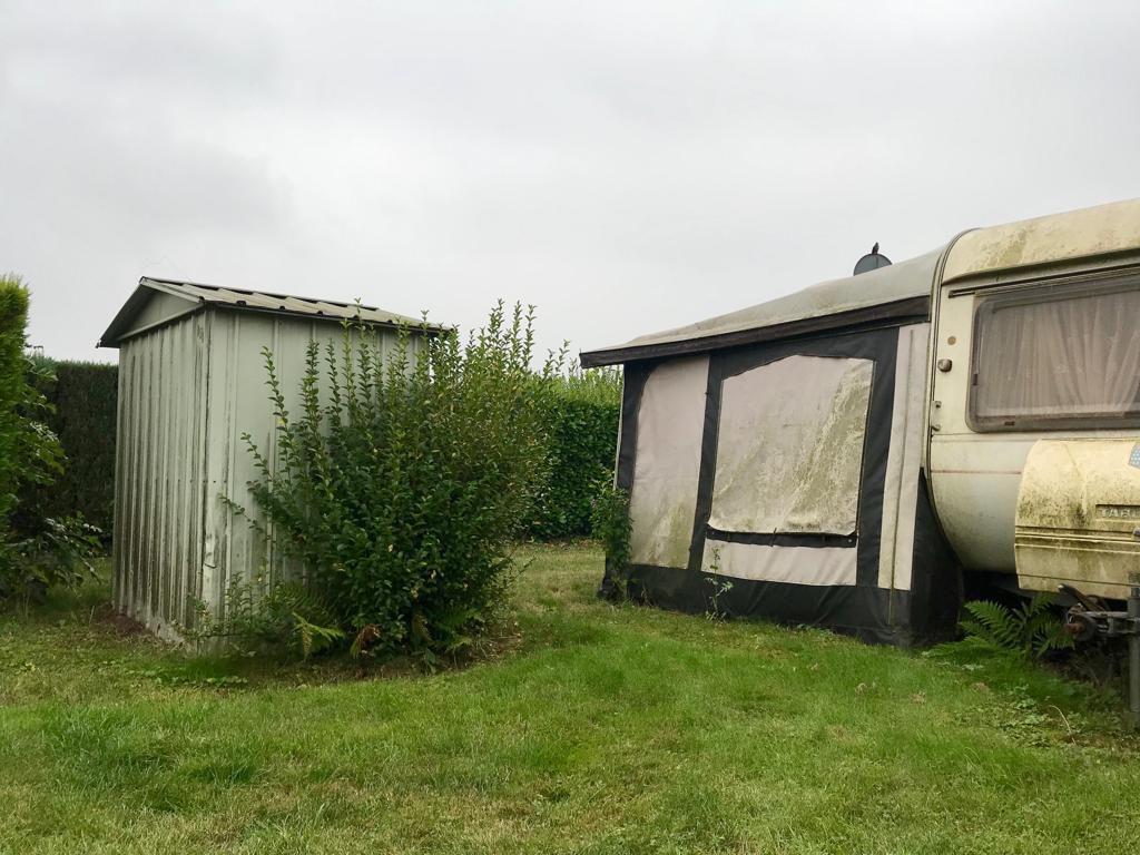 Wohnwagen auf Campingplatz kaufen - Wohnwagen in NRW